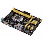 Материнская плата s1150 ASUS H81M-K, Intel H81, 2xDDR3, 1xPCIe x16/2xPCIx1, HD Realtek ALC887, 2xSata3/2xSata2, D-Sub/DVI, 2xUSB3.0/2xUSB2.0, Glan, mATX