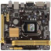 Материнская плата s1150 ASUS H81M-R/C/SI, Intel H81, 2xDDR3, 1xPCIe3.0x16/1xPCIe2.0x1, ALC887, 2xSata3/2xSata2, D-Sub/DVI, 2xUSB3.0/2xUSB2.0, Gb LAN, mATX