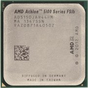 Процессор APU sAM1 AMD Athlon 5150 Tray (AD5150JAH44HM)
