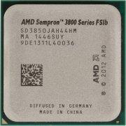 Процессор APU sAM1 AMD Sempron 3850 Tray (SD3850JAH44HM)