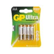 Батарейка GP LR03/4BL Ultra