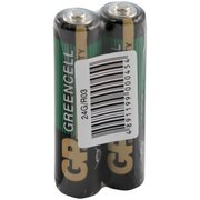 Батарейка GP R03/2SH Greencell
