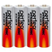 Батарейка Perfeo R6/4SH Dynamic Zinc