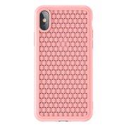 Чехол Baseus BV CaseFor iPhone XS Max 6.5 розовый