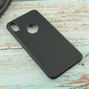 Чехол HOCO Fascination series protective case for iPhone XS Max(with hole) black