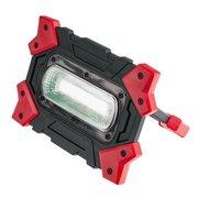 Фонарь-прожектор Perfeo Work Light, COB-5W, 470LM, красный