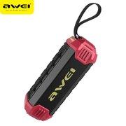 Портативная Bluetooth колонка Awei Y280 red