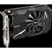 Видеокарта MSI GTX 1650 Aero ITX 4G OC GeForce GTX 1650 4096Mb 128bit GDDR5 1485/8000 DVIx1/HDMIx1/DPx1/HDCP Ret