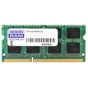 ОЗУ GoodRam GR1600S364L11/2G SO-DIMM 2GB DDR3-1333 PC3-10600 CL11, 1.35V, retail