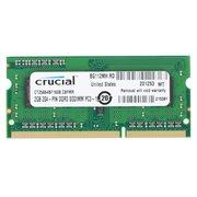 ОЗУ Crucial CT25664BF160B SO-DIMM DDR3-1600 2GB PC3-12800 CL11, retail