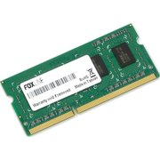 ОЗУ Foxline FL1600D3S11SL-2G SO-DIMM DDR3-1600 2GB PC3-12800 CL11, LV 1.35V, retail
