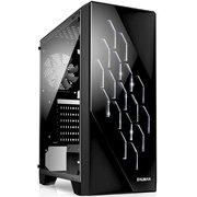 Корпус Zalman S1 черный без БП ATX 2x120mm 2xUSB2.0 1xUSB3.0 audio bott PSU
