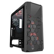 Корпус Formula V-Line 6000-RGB/VC08G-21 черный без БП ATX 2x120mm 2xUSB2.0 2xUSB3.0 audio front door bott PSU
