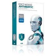 ПО ESET NOD32 Anti-Virus Platinum, 3 ПК/2 года. Лицензия, коробка (NOD32-ENA-NS(BOX)-2-1)