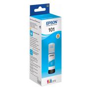 Картридж струйный Epson L101 C13T03V24A синий (70мл) для Epson L4150/L4160/L6160/L6170/L6190