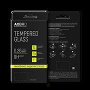 Защитное стекло AXBRO Full Cover+Full Glue для Samsung Galaxy A70 Черная рамка