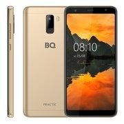 Смартфон BQ BQS-6010G Practic золотистый