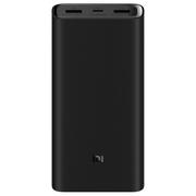 Внешний аккумулятор Xiaomi 3 20000mAh (чёрный)