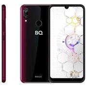 Смартфон BQ BQS-6040L Magic темно-красный