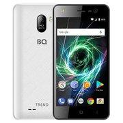 Смартфон BQ BQS-5009L Trend серебристый