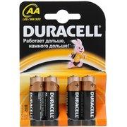 Батарейка Duracell LR6/4BL MN1500