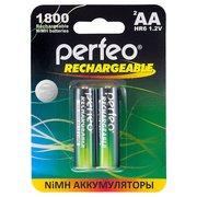 Аккумулятор Perfeo AA1800mAh/2BL