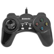 Геймпад Defender Vortex, USB, 13 кнопок, виброотдача, 1,8 м