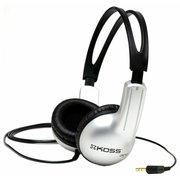 Наушники Koss UR10 Stratus Black&Silver, кожзам, 3.5 mm mini jack, кабель: 1,2 м