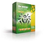 ПО Dr.Web Security Space (КЗ), 2 ПК/2 года либо 1 ПК/4 года, DVD, коробка (BHW-B-24M-2-A3)