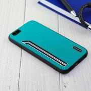 Чехол Shengo для iPhone 6/6S зелёный