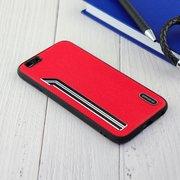 Чехол Shengo для iPhone 6/6S красный