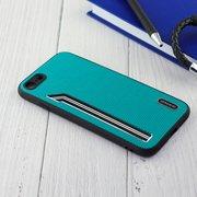 Чехол Shengo для iPhone 7/8 зелёный
