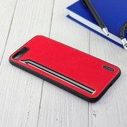 Чехол Shengo для iPhone 7/8 Plus красный