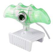 Web-камера Perfeo Bat White 0.3 МПикс, USB