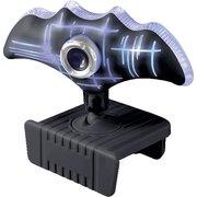 Web-камера Perfeo Bat Black 0.3 МПикс, USB