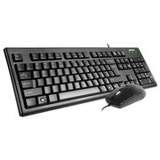 Клавиатура и мышь A4Tech KRS-8372 Black, USB