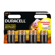 Батарейка Duracell LR6/8BL MN1500