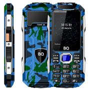 Мобильный телефон BQ BQM-2432 Tank SE милитари