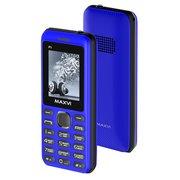 Мобильный телефон Maxvi P1 Blue/Black