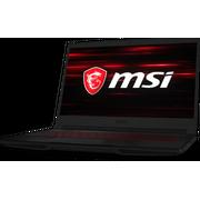 "Ноутбук MSI GF63 Thin 9RCX-846XRU (9S7-16R312-846) 15.6"" FHD/i7-9750H (6x2.6-4.4 GHz)/16G/512G SSD/GTX 1050Ti 4G/noOD/DOS/4cell/2.2kg/Black"