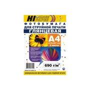 Фотобумага Hi-Image Paper магнитная, глянцевая односторонняя, A4, 690 г/м2, 2 л