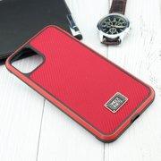 Чехол Raigor Inverse Boot Series для iPhone 11 PRO Max (красный)