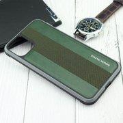 Чехол Raigor Inverse AIX Series для iPhone 11 PRO Max (зелёный)