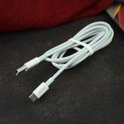 Дата-кабель USAMS US-SJ408 U44 5A Type-C 1.2м (серый)
