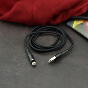 USB кабель USAMS US-SJ352 U32 (Magnetic) lightning black