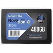 "SSD Qumo Novation TLC 3D, Oem (Q3DT-480GPGN) 2.5"" 480GB SATA3"