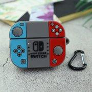 Чехол для AirPods Pro Nintendo Switch (серый)