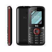 Мобильный телефон BQ BQM-1848 Step+ черный/красный