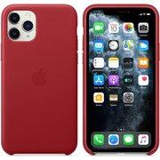 Чехол (клип-кейс) Apple для Apple iPhone 11 Pro Leather Case красный (MWYF2ZM/A)