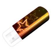 USB-флешка 16G USB 2.0 Verbatim Mini Neon Edition Orange (49394)